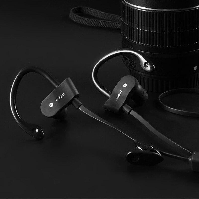 Bluetooth V4.1 Kulaklıklar, en iyi Kablosuz Spor Kulaklık Mic ile - Taşınabilir Ses ve Görüntü - Fotoğraf 2