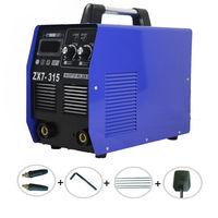 315A Inversor IGBT Máquina De Soldadura de Doble Voltaje 220 v/380 v Eléctrico Portátil Dispositivo De Soldadura Accesorios
