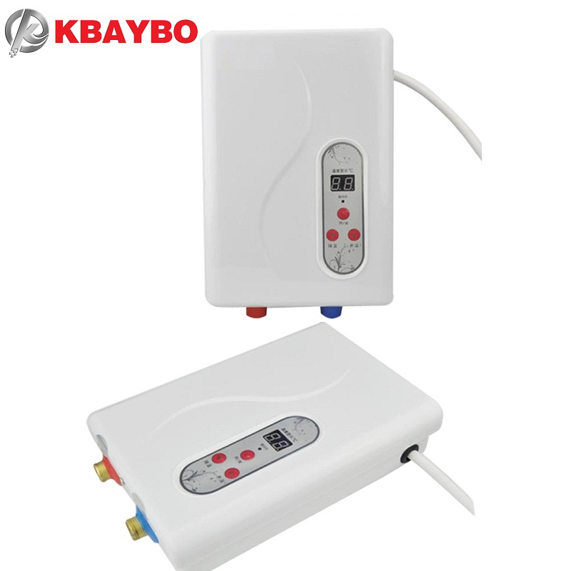7000w instantaneous water heater instant electric tankless water heater instant electric water heating shower 3 seconds