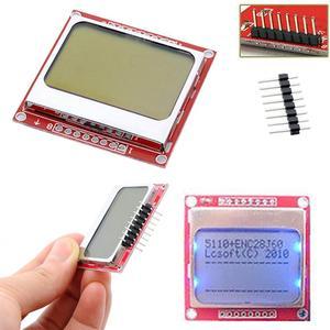 Smart Electronics LCD Module D