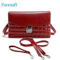 New Fashion Small Bag Women Messenger Bags Soft PU Leather Crossbody Bag For Women Clutches Multifunctional hand bag