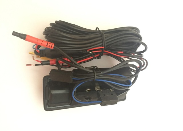 Kofferraum Griff Kamera Rückfahrkamera HD für alte BMW 3 5X3X5 Serie