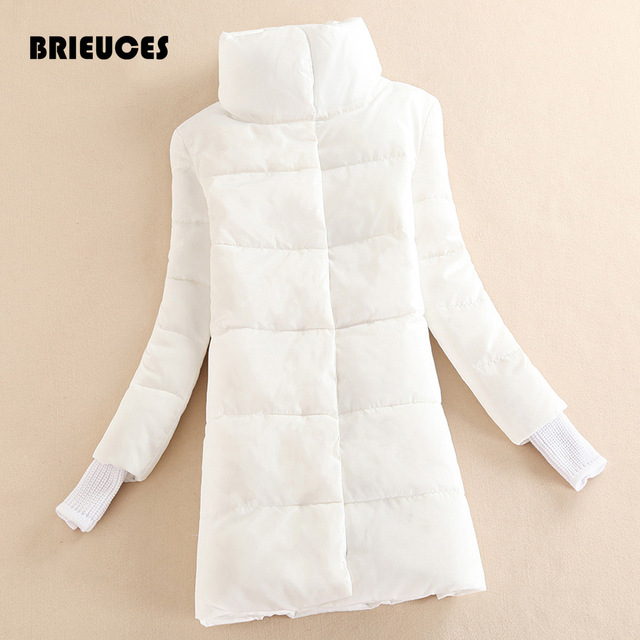 2016 new arrival winter jacket women plus size female parka S-XXL down cotton winter coat long women winter jackets candy colors
