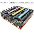 CF410 CF410A CF411A CF412A CF413A совместимый цветной тонер-картридж для принтера HP LaserJet MFP M377dw M477fdn M477fdw M477fnw
