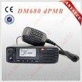 Новое поступление UHF 400 - 470 мГц dPMR рация, Kirisun DM680 цифровой и симулятивное автомобиль радиостанция