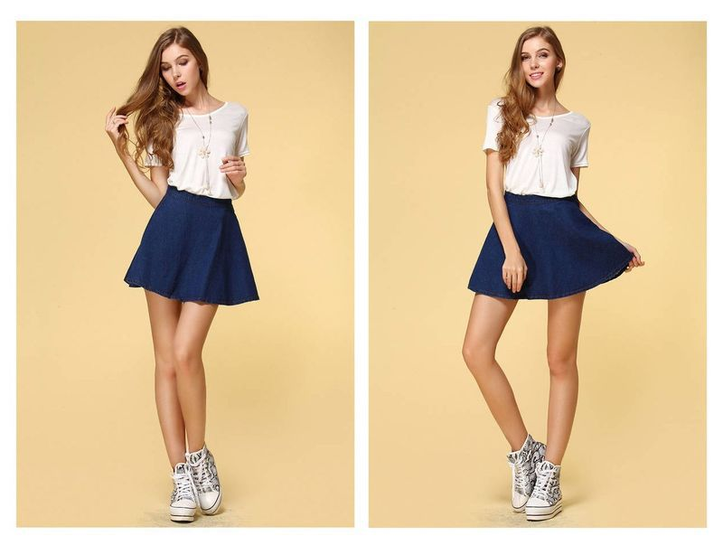 skirt shorts Picture - More Detailed Picture about Summer Women's ...