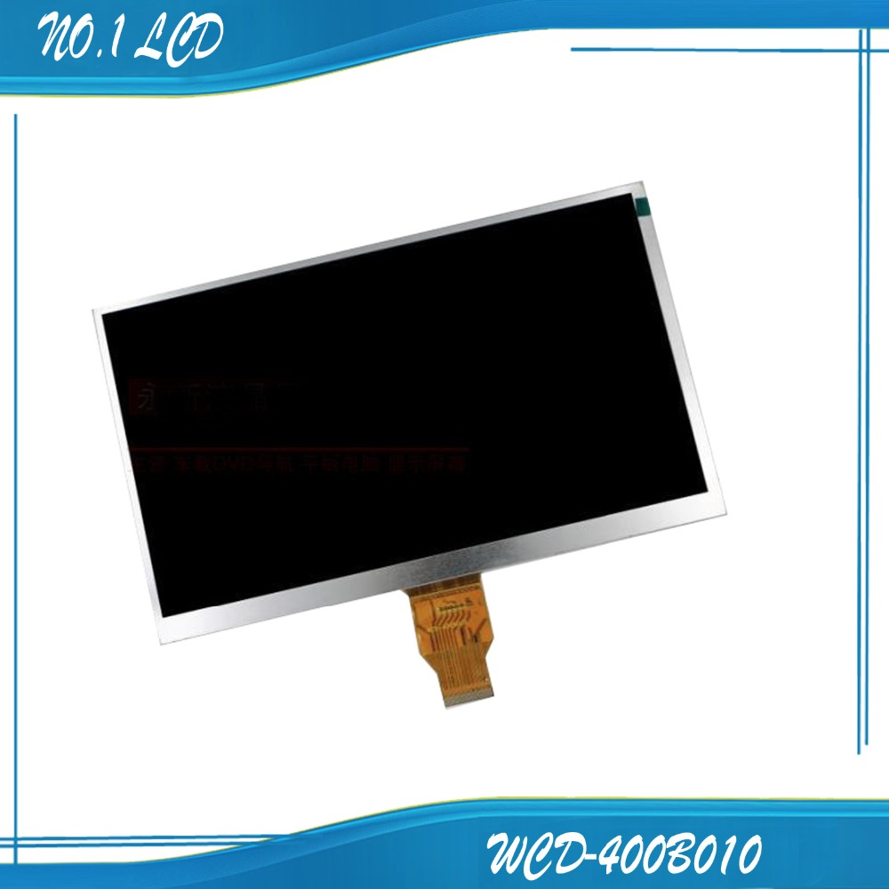 New 10.1 inch LCD Display For Samsung N9106 LCD Screen Tablet Computer Cable ID WCD-400B010 Free shipping