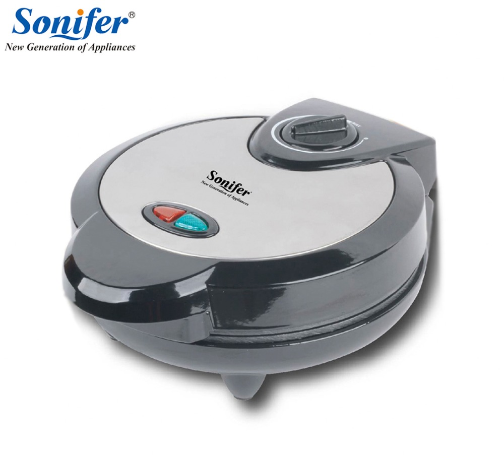 220V Original Household Electric Waffle Maker Electric Waffle Iron Machine Bubble Egg Cake Oven Breakfast Machine Sonifer