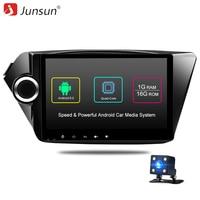 Junsun K2 Android 6 0 Car Radio 2 Din Car DVD With Navigator For Kia Radio