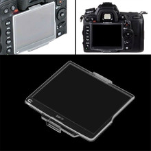 BM11 BM-11 Hard Pastic Screen LCD Protective Cover Screen Protector Dust-proof Case for Nikon D7000 tough protective layer цена