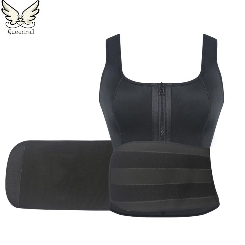 Waist trainer modeling strap neoprene slim belt Corset Shapewear Lose Weight Hot Shaper Slimming Abdomen Slimming body shaper