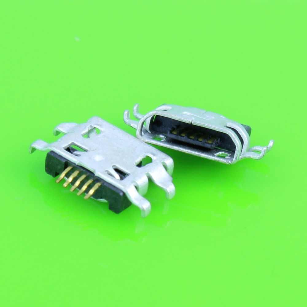 Юйси Micro USB разъем зарядного устройства гнездовой разъем для OPPO U701 U701T U705T X909 X909T U2S U707T R801 R827 Вертикальный чехол-книжка для Coolpad Y75