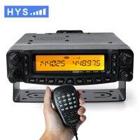 HYS Двухдиапазонный трансивер портативная любительская радиостанция 27/50/144/430 мГц двухстороннее радиолюбителей портативной рации