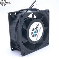 Free Shipping Suntronix Sun Ju SJ8038HA2 8cm 8038 AC 220v 50 60hz 0 10A Server Inverter
