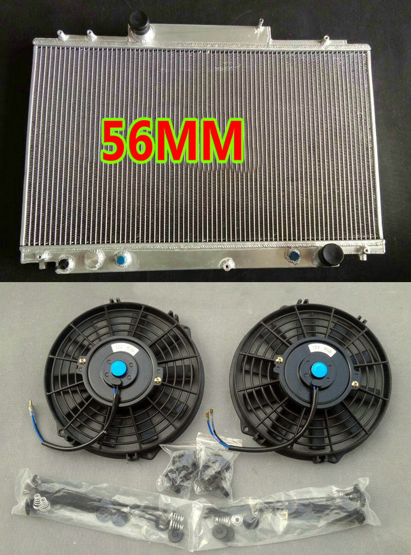 ALUMINUM RADIATOR 91-00 LEXUS SC300 SC 300 Z30 For TOYOTA SOARER JZZ31 2JZ-GE MT