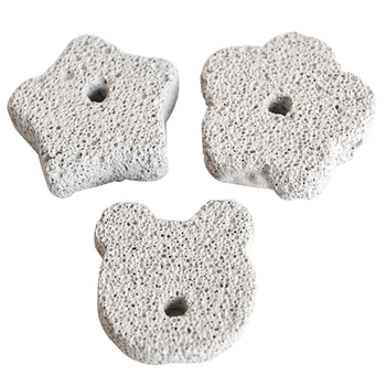 Different Shaped Pet Hamster Chew Mineral Stone Dog Rabbit Totoro Guinea Pig Teeth Grinding Bite Stone Cage Accessories