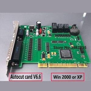 Image 5 - Système de contrôle de programme Original de la carte AUTOCUT V6.6 basé sur Windows 7/XP pour la Machine dedm de CNC
