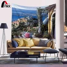 Decoración para el hogar Imagen Dormitorio Living Room Mandala Tapiz Tapiz Bulidling Tapize Decoraciones Al Por Mayor de Ropa de 2017 Del Verano