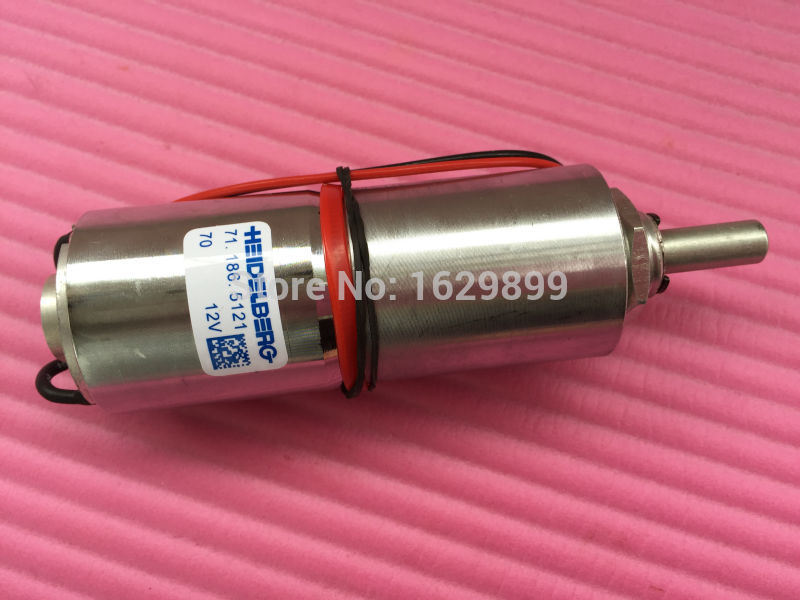 все цены на 1 piece Heidelberg CD102 SM102 gear motor 71.186.5121 12V онлайн