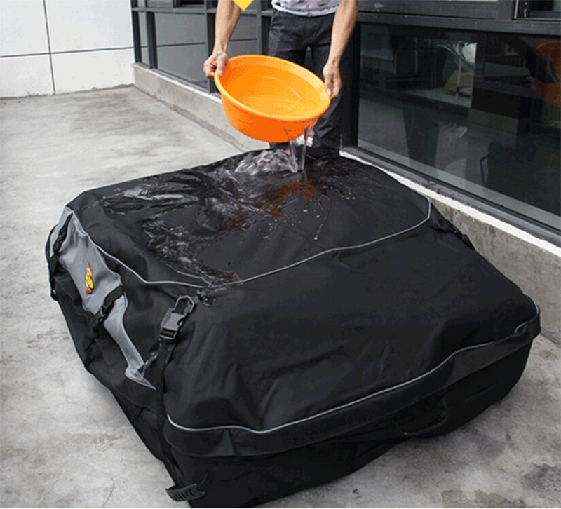 Universal Waterproof SUV Roof Top Cargo Carrier Bag Luggage Travel Storage Case Car Accessories In Chromium Styling From Automobiles Motorcycles On