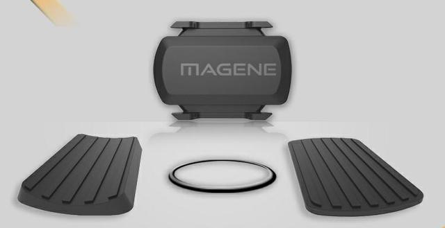 Velocidad y cadencia de la bicicleta del sensor Dual de la velocidad y la cadencia del hormiga del ordenador de Magen + adecuado para GARMIN iGPSPORT bryton