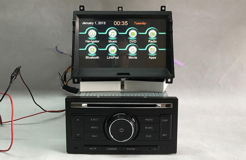 Roadrover multi-function Car DVD Player GPS Navigation Bluetooth/Audio/Radio/Ipod