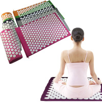 New Acupuncture Massage Mat Health Care For Fitness Massage Relaxation Massager