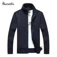 Mens Fashion Clothes Warm Full Sleeve Sweater Autumn Cardigan Male Sweaters Coat Knitwear For Man h78