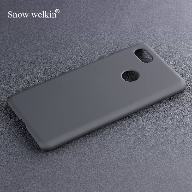 Coque Case Ultra Thin Anti-Skid Rubberized Matte Plastic Hard Back Phone Cover For Google Pixel 2 3 XL 2XL 3XL XL3 Etui Tok Husa