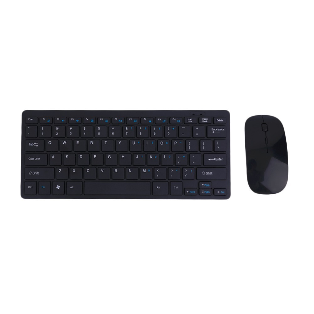 Hot Sale 901A Automatic Pairing USB Wireless 2.4GHZ Keyboard Mouse Set Adjustable DPI Comfortable Keyboard Set For Computer PC