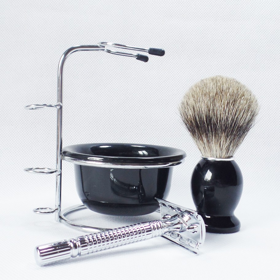 shaving brush stand