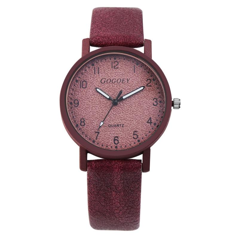 Gogoey Women's Watches Fashion Ladies Watches For Women Bracelet Relogio Feminino Clock Gift Wristwatch Luxury Bayan Kol Saati 1