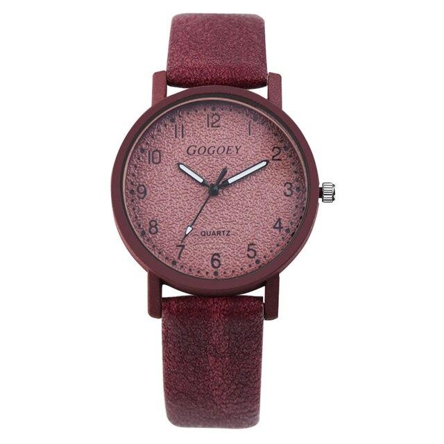 Gogoey Women's Watches Fashion Ladies Watches For Women Bracelet Relogio Feminino Clock Gift Montre Femme Luxury Bayan Kol Saati 1