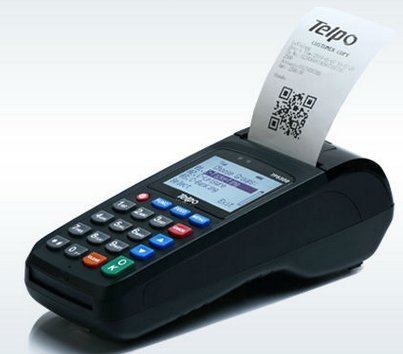 GPRS CDMA Wireless Handheld POS Terminal With SIM Card With Printer And Magnetic Card IC Card Reader