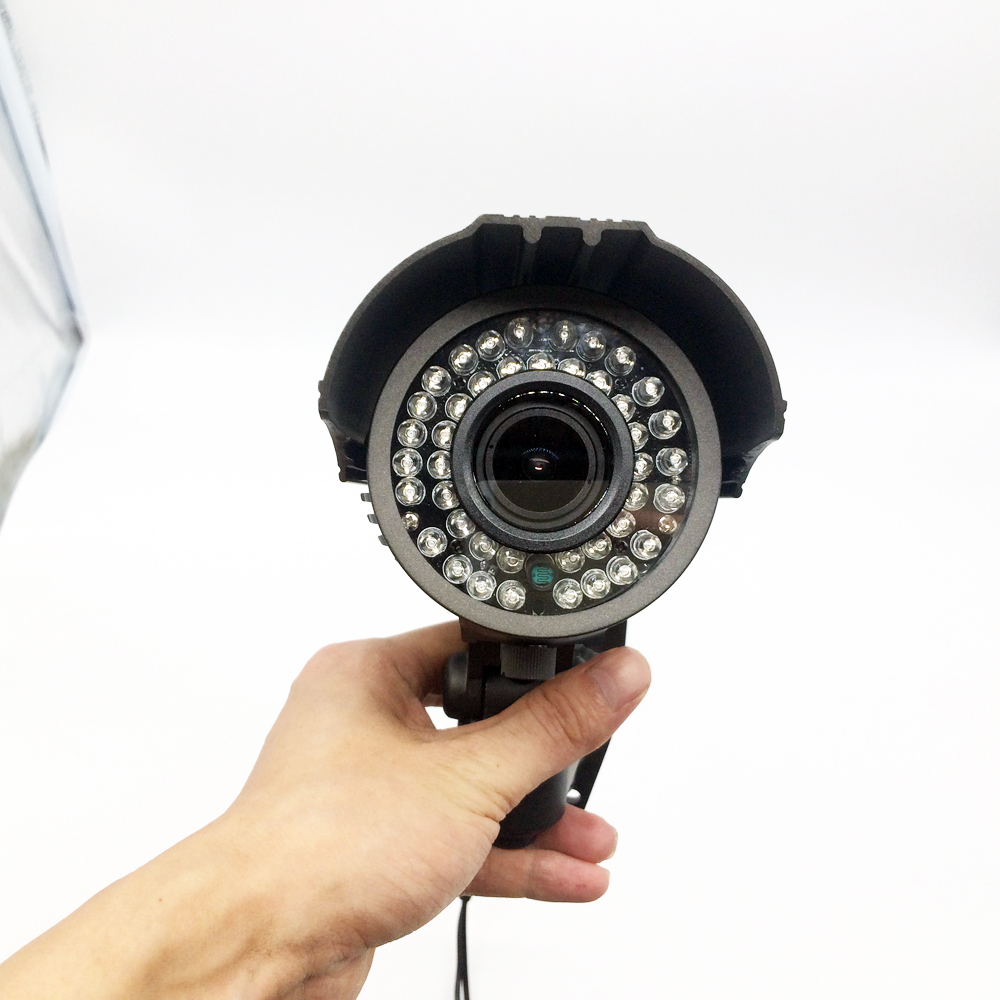 OwlCat CCTV AHD Varifocal 2,8-12mm manuaalne suum Full HD 1080P 2MP - Turvalisus ja kaitse - Foto 4