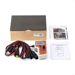 Image 5 - common rail pressure tester for kts bosch for delphi Diesel Common Rail Pressure Tester and Simulator Denso Sensor Test Tool