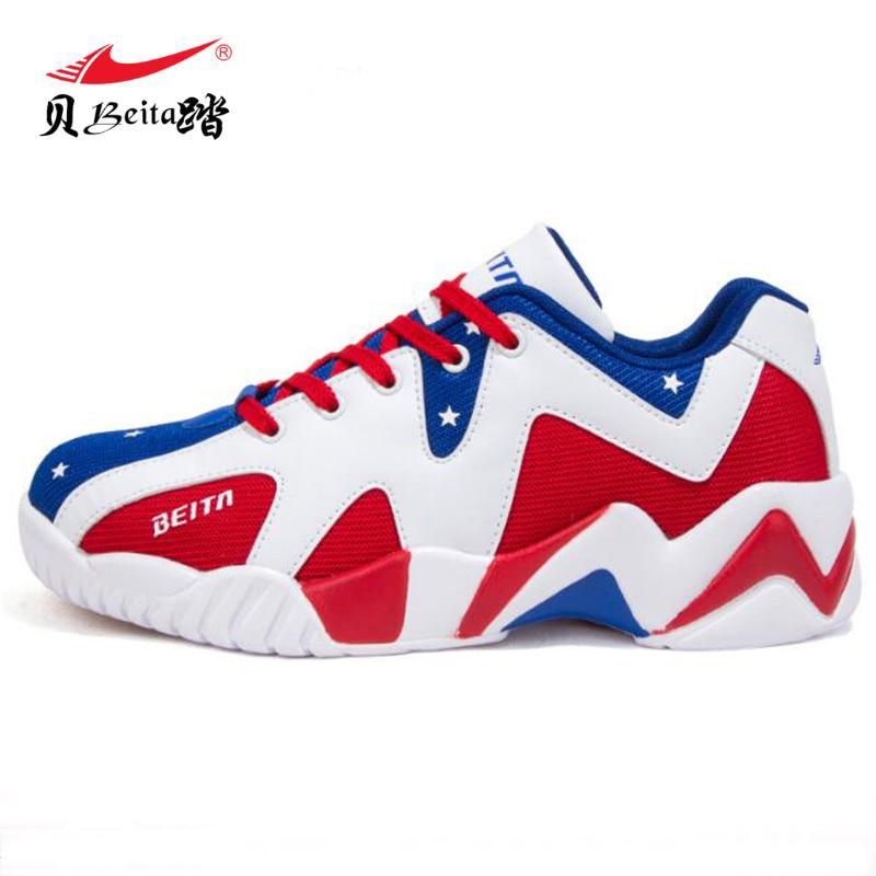 Bei Ta Brand Chaussure Sport Running Shoes Men's Sports Air Damping Mens Sport Sneakers Zapatillas Running Hombre Size Eu39-44