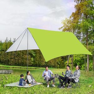 Image 5 - 3x3 Meters Square Garden Sun Shade Sail Canopy Block Outdoor Patio Garden waterproof tarp Shelters Canopies Carport Awnings