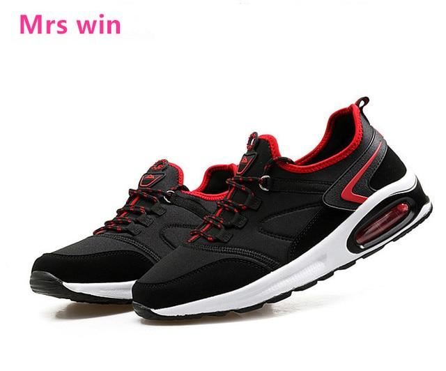Basket hommes Chaussures de sport pour hommes occasionnels maille chaussures de course respirant amortissement chaussures pour xRHBy