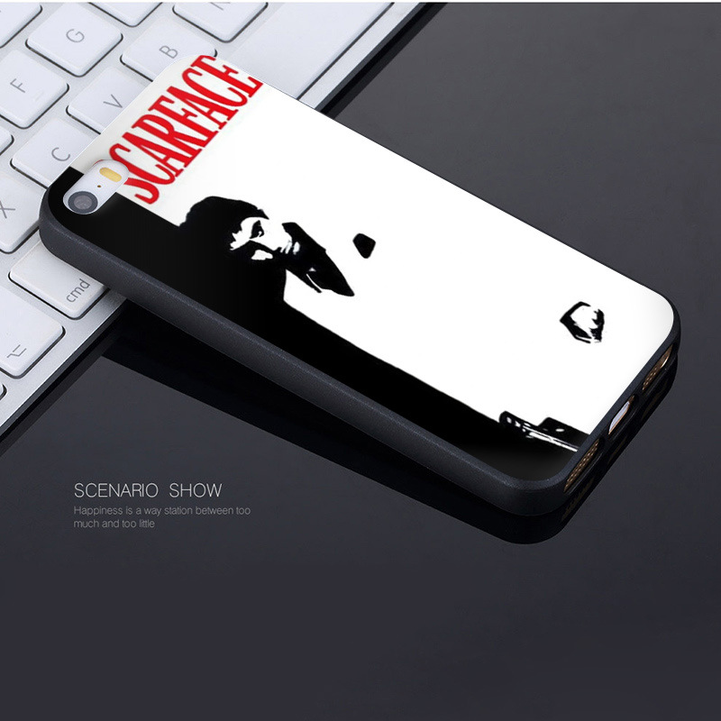 coque iphone 7 plus scarface