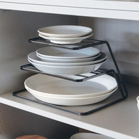 The kitchen bowl disc frame & plate rack Receive a frame