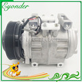 A/C AC компрессор кондиционера для TOYOTA COASTER bus HZB50R 1HZ 4472201472 4473000611 447220-1472 447300-8790 88320-36530