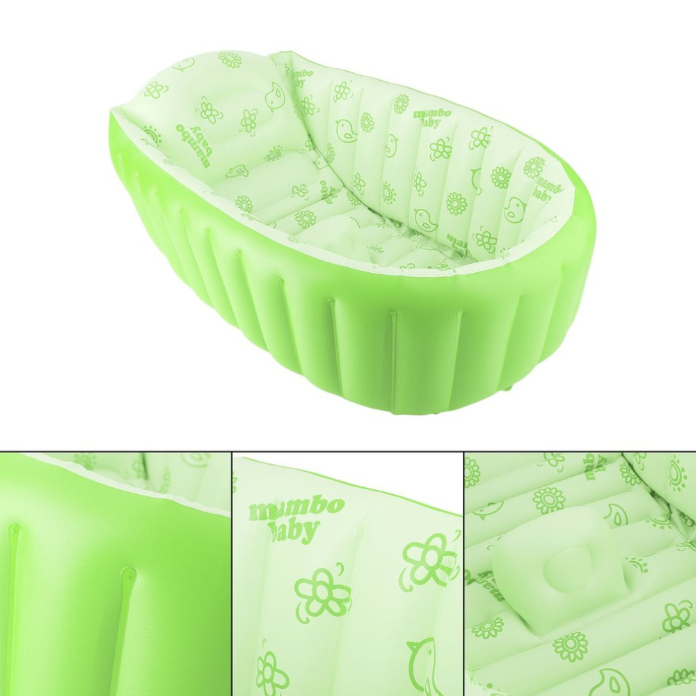 Portable Inflatable Baby Bathtub for Newborns