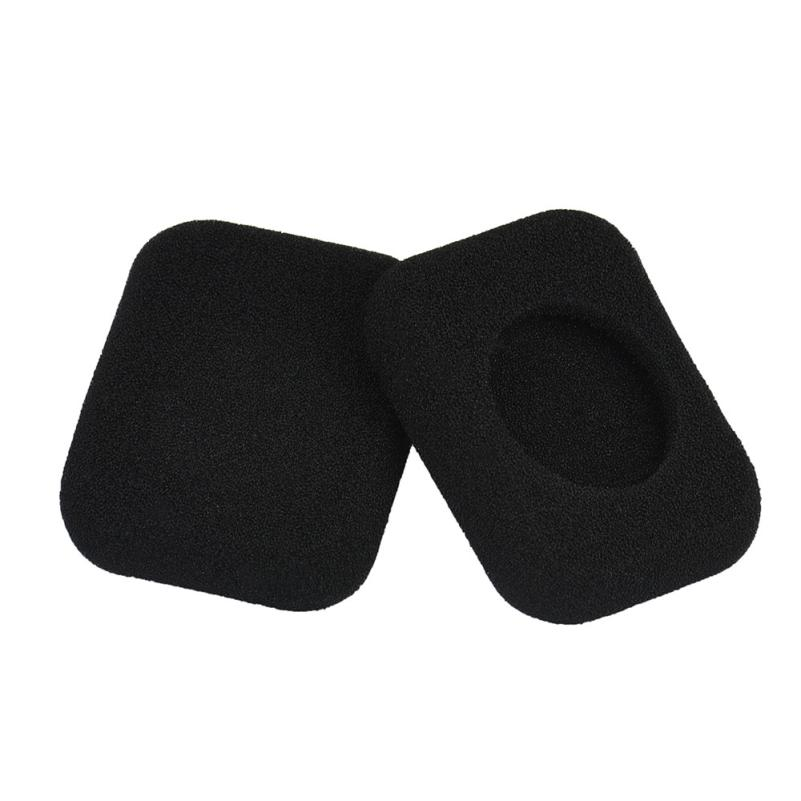 1 Pair Foam Pads Ear Pad Sponge Earpads Headphone Cover For B/O Bang/Olufsen FORM 2i Headset Aug29