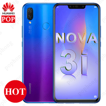 Смартфон Huawei nova 3i 4/6+128 ГБ (глобальная прошивка)