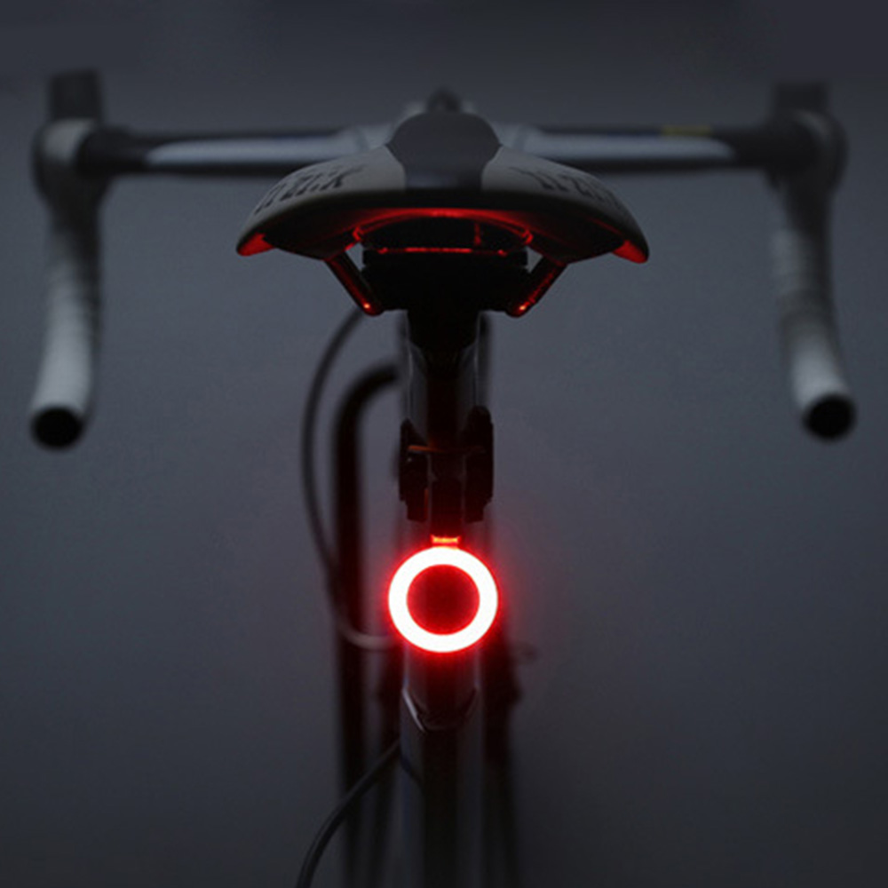 Bicycle Light USB Charge LED Bike Light Flash Tail Rear Tail-lamp Headlight Bicycle Lights for Mountains Bike