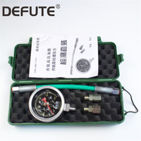 0 250Mpa Common Rail High Pressure tester for diesel oil circuit plunger test kit, common rail tube pipe pressure test gauge