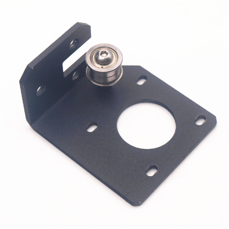 Funssor CR-10/Tornado clone 3D printer parts Y Axis Parts Nema 17 stepper motor Bracket for <font><b>2040</b></font> <font><b>v</b></font>-<font><b>slot</b></font> image