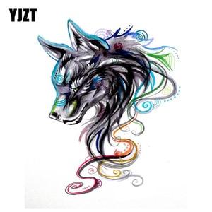 YJZT 12.5CM*15.2CM Painted Tri