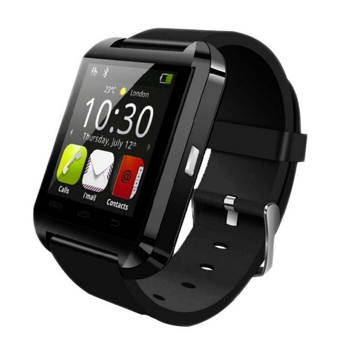 Bluetooth smart watch U8 Wrist Watch U font b smartWatch b font for For iPhone 4